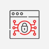 Icona Adequació de la pàgina web a la normativa en protecció de dades